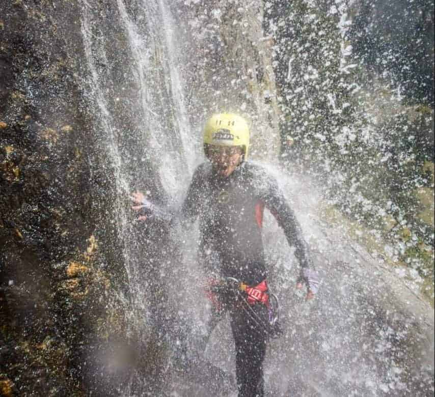canyoning Outdoor-events.ro